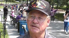 Vietnam veterans get stirring reception in D.C.