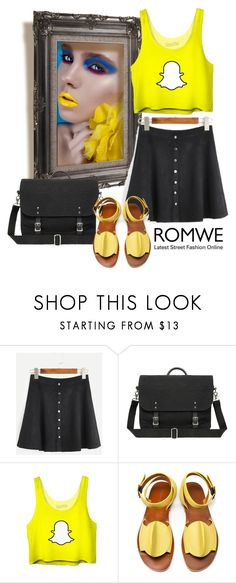"""Romwe"" by heart000 ❤ liked on Polyvore featuring TRACEY NEULS"