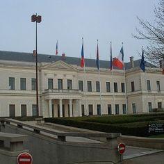 Hôtel de ville d'Angers  (49)