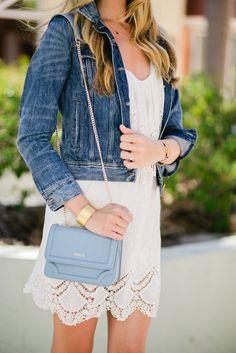 Denim Jacket Spring Layers | BE