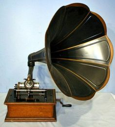 Phonograph my dad had one of these.