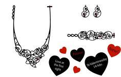 Te verkrijgen bij webshop Gelukmakers. Can there be Love without Passion?  Een mooie nieuwe collectie colliers en armbanden van Batucada. Dog Tags, Dog Tag Necklace, Love, Jewelry, Amor, Jewlery, Jewerly, Schmuck, Jewels