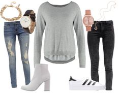 Classy vs cool - Casual Outfits - stylefruits.co.uk Designs, Nice Dresses, Casual Outfits, Classy, Cool Stuff, Fitness, Fashion, Fashion Styles, Cool Dresses