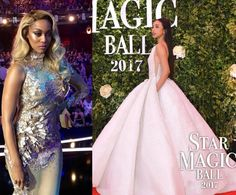Tyra Banks likes Maymay Entrata's Star Magic Ball 2017 photo - Startattle Star Magic Ball, Tyra Banks, 2017 Photos, Stars, Formal Dresses, Fashion, Dresses For Formal, Moda, Formal Gowns