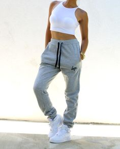low top air force 1 with joggers women - Google Search