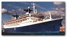 I sailed on the Norway several times in the '80s.  She was such a grand ship!