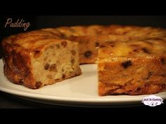 Ideas bread pudding muffins french toast for 2019 Banana Recipes Easy, Easy Bread Recipes, Sweet Recipes, Pudding Desserts, Easy Desserts, Delicious Desserts, Flan, Pain Thermomix, Cream Cheese Bread