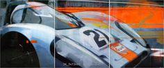 """Markus Haub """"Porsche 917"""""""