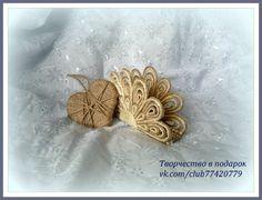 Декоративные салфетницы из джута станут прекрасным украшением вашего стола.