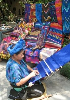 Souvenirs in Antigua, Guatemala  If you ever go to Guatemala you must go to Antigua which is a UNESCO Heritage Site. Antigua is about 1.5 hour drive from Guatemala City and it's well worth it.