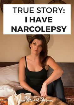 What's it like to have Narcolepsy? To feel exhausted no matter how much you sleep? Click through for one woman's story