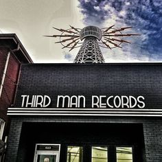"The world famous ""third man records"" in Nashville TN. The most beautiful record store you'll ever step foot in. #thirdmanrecords #thirdman #Nashville #musiccity #tennessee #jackwhite #whitestripes #thewhitestripes #vinyl #record #album #recordstore #music #rock #rocknroll #heavymetal #blues #soul #jazz #vinylcollector #vinylcollection #nowspinning by antikkavinylcafe"