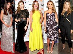 Who was the best dressed star of the week? Kate Middleton, Miranda Kerr, Olivia Wilde, Scarlett Johansson, or Rosie Huntington-Whiteley? Rosie and Scarlett look like perfection x