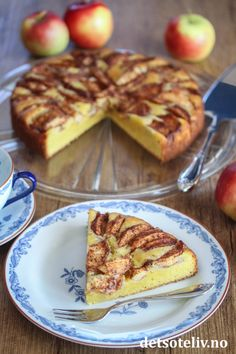 Norwegian Food, Norwegian Recipes, Healthy Treats, Nom Nom, Waffles, Cake Recipes, French Toast, Cake Decorating, Slik