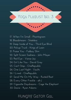 Yoga Playlist 2