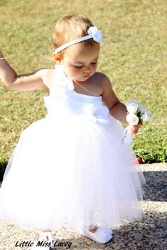 68e92a1b3a Too Cute!!!!! Lynn · Baby girls tulle dress · For the Princess ...