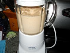 In Mama Joe's Shadow~'Cooking With Adele's' Best Recipes: LOW-CARB PUMPKIN CHEESECAKE SHAKE