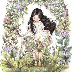 Flowers & wind