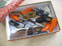 miniture shoes
