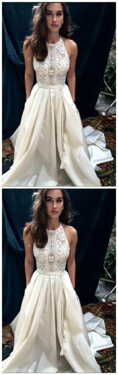 White Wedding Dresses,Sexy Wedding Dresses,Wedding Dress
