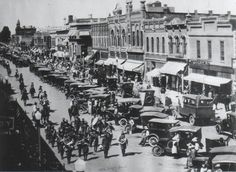 Old Downtown Bozeman- such an incredible photo