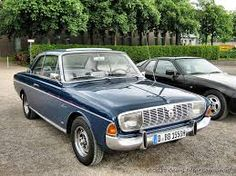 Ford Taunus- My uncle had one of these