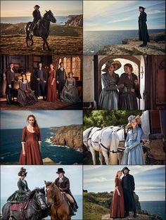 Poldark Season 3! Source: farfarawaysite.com Poldark Tv Series, Poldark Cast, Poldark 2015, Demelza Poldark, Ross Poldark, Poldark Season 3, Ross And Demelza, The White Princess, Aidan Turner Poldark