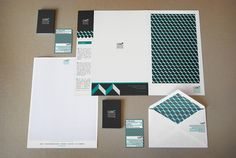 New identity for Cube studio by Gianluca Gimini, via Behance