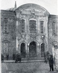 Wielka Synagoga - Społeczne Muzeum Żydów Białegostoku i regionu Germany, Chart, Historia, Deutsch