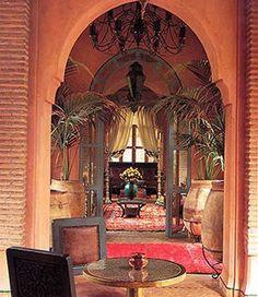 Dar Rhizlane Luxury Boutique Hotel, Marrakech Morocco