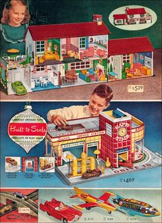 Doll house... My swimming pool was on a patio instead of on the roof