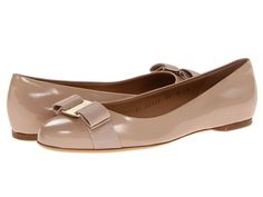 Salvatore Ferragamo Varina - $495 - Why are the prettiest shoes always the most expensive??? Even if I were rich, though, I could never justify paying that much for a pair of shoes.