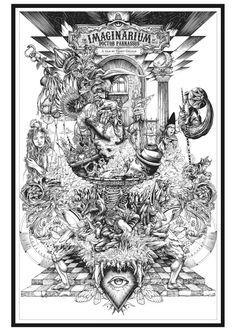 DZO Olivier - The Imaginarium of Doctor Parnassus