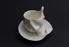Lifetime Partner - 2009 Finalist, The 12th Carouge International Ceramics Competition 2009, Switzerland