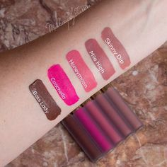 gerard cosmetics hydra matte liquid lipstick serenity prayer