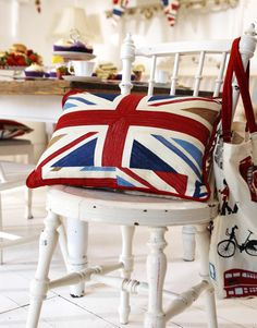 Captain First Class Jack. British & London Themed Printed Fabrics | Prestigious Textiles