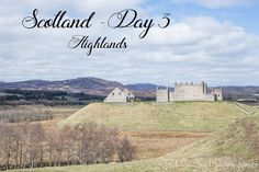 Our Scotland - Day 3 in the Highlands from Pitlochry. We seen many off the beaten path spots again, but did stop at a must see castle as well. Highlands, Day Trip, Monument Valley, Paths, Scotland, Trips, Castle, Military, Adventure