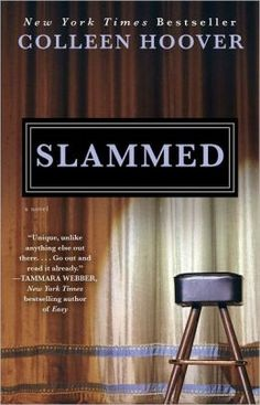 Slammed - Colleen Hoover: This book was just awesome! Beautiful poetry. (Loved the first two in this series, not the 3rd one so much -E)
