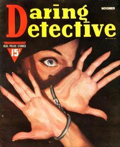 Daring Detective by peterpulp.deviantart.com on @DeviantArt