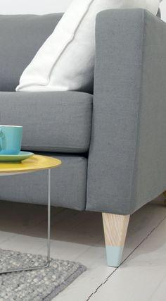 Via Nordic Days   Pimp Your IKEA: 7 Tips on www.nordicdays.nl. personaliseer je poten: prettypegs