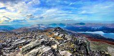 #Norway #Oppdal #Storhornet #Gjevilvatnet #Nature