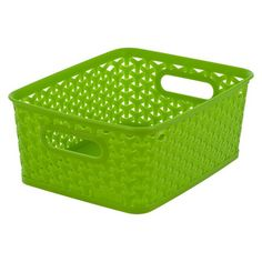 Room Essentials™ Y-Weave Storage Bin Set of 4 - Target