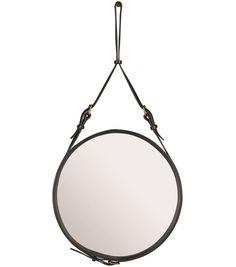 Adnet Gubi Round Mirror