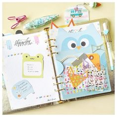 Ideas for using some of your supplies Kit Happie Planner / Ideas for your articles using your kit Happie Scrappie