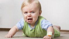 Comment gérer les crises d'un enfant de 18 mois.