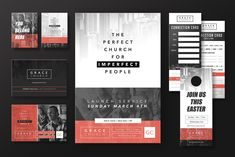 The Church Plant Package is designed to help make your first Sunday the best it can be. With eight easy to use Photoshop files, plus .ttf font files, you'll find it easy to get your church Church Graphic Design, Church Design, Church Welcome Center, Lato Font, Ttf Fonts, Welcome Packet, Stencil Font, Church Ministry, Church Outreach