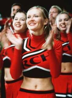 'Bring It On,' 'Miss Congeniality' and More Movies Turning 20 in 2020 Girly Movies, Teen Movies, Iconic Movies, Good Movies, Movie Tv, Aesthetic Movies, Red Aesthetic, Movie Costumes, Halloween Costumes