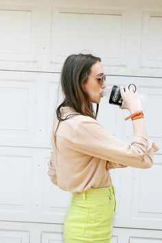 neon + neutral. by seychelle s.