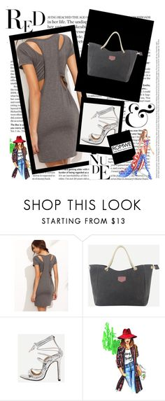 """""""Romwe VII/8"""" by m-sisic ❤ liked on Polyvore featuring Victoria's Secret"""