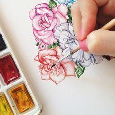 Flower beauty / Doll Memories
